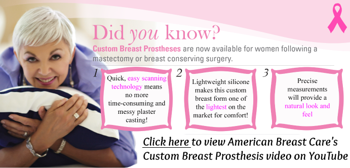 593026ad39e94 Dignity Products is excited to carry the custom fit prosthesis by American Breast  Care. Our professional certified fitters utilize state of the art ...